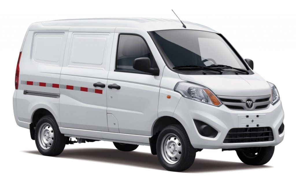Foton Cargo Van 2