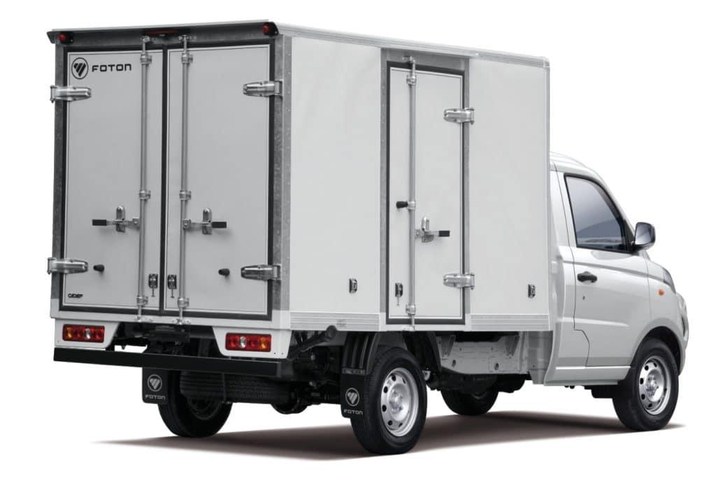 Foton Midi Cargo Box 1